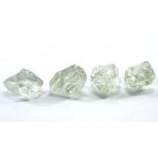 Prasiolite, 4 pcs, 84.5 tcw