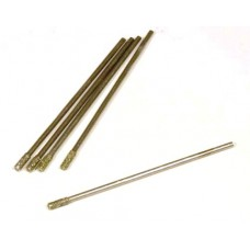 Diamond drill plated, 5 pcs